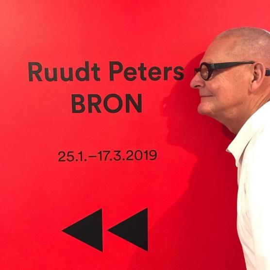 Ruudt Peters in Helsinki